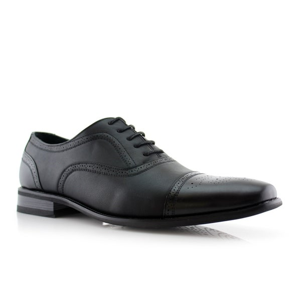 Mens ITALIAN STYLE Casual Dress Shoes Faux Suede Leather Blue Black k6