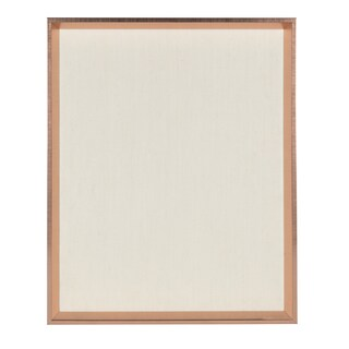 DesignOvation Calder Framed Linen Fabric Pinboard (2 options available)