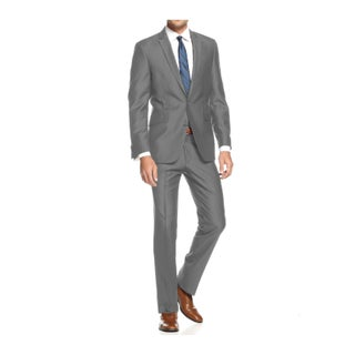 Braveman Men's Slim Fit 2 Piece Suit (More options available)