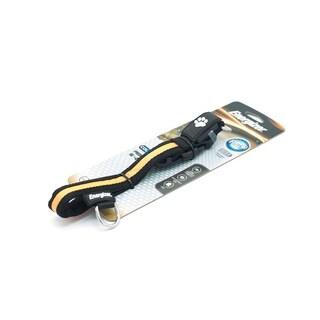 Energizer Ignite LED Dog Collar, Small Yellow
