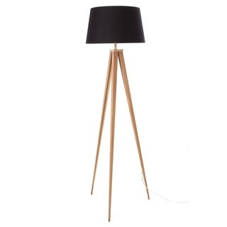 Euro Style Collection Berlin 60 Inch Metal Tripod Floor Lamp