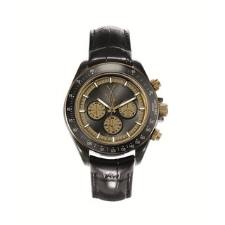 ToyWatch Toyglass Black and Gold TGL06BK