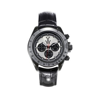 ToyWatch Toyglass Black and Silver TGL07BK