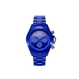 ToyWatch Monochrome Chrono Blue MO17BL