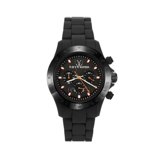 ToyWatch Velvety Chrono Maori Limited Edition VVCM10BKM