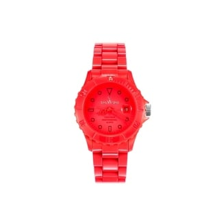 ToyWatch Monochrome Red MO16RD