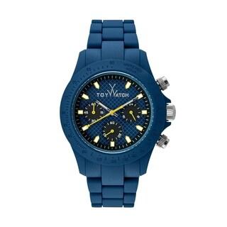 ToyWatch Velvety Chrono Blue VVC05BL