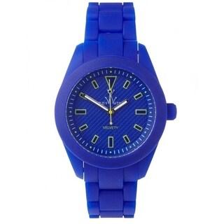 ToyWatch Velvety Blue VV09BL