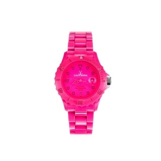 ToyWatch Monochrome Pink MO04PS
