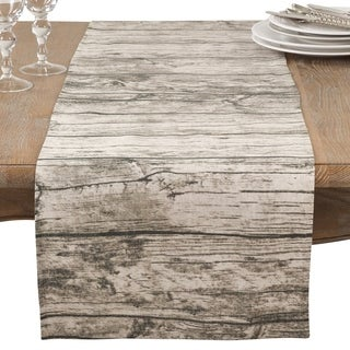 Buy Rustic Table Runners Online At Overstock.com | Our Best Table Linens U0026  Decor Deals