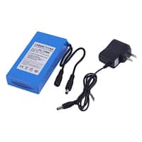 Large Capacity 9800MAH DC12V Portable Rechargeable Li-ion Battey Pack