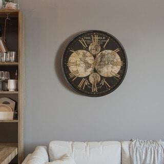 Wealth of Wonder Clock