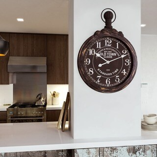 Link to Circular Timepiece Wall Clock Similar Items in Decorative Accessories