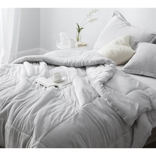 BYB Coma Inducer Comforter - Frosted - Granite Gray