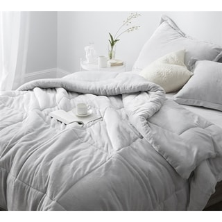 Coma Inducer Comforter - Frosted - Granite Gray