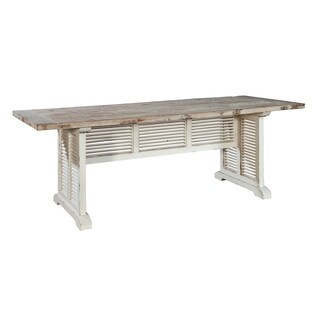 Tierney Shuttered Dining Table