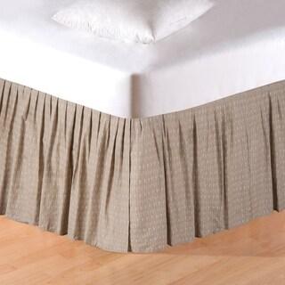 Barbados Sea Queen Bed Skirt