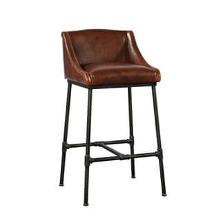 Harvey Pipe Frame Bar Stool|https://ak1.ostkcdn.com/images/products/17433478/P23667453.jpg?impolicy=medium