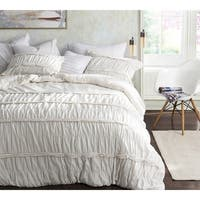 BYB Torrent Handcrafted Series Comforter - Jet Stream
