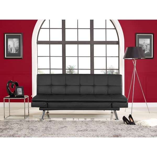 Shop Serta Newpark Convertible Sofa By Lifestyle Solutions
