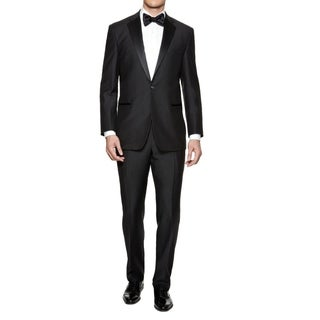 Braveman Men's Slim Fit Tuxedo (Option: 38l)
