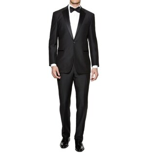 Braveman Men's Slim Fit Tuxedo (Option: 42l)