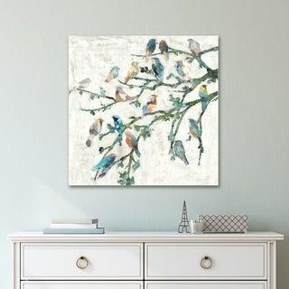 Portfolio Canvas Decor Wings of Spring I Canvas Wall Art