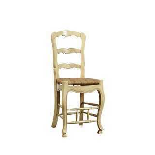 Provincial Ladderback Counter Stool (Set of 2)