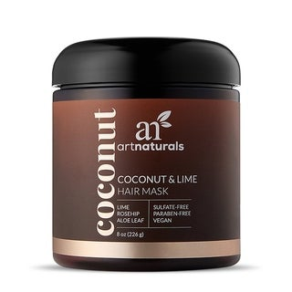 artnaturals Coconut & Lime 8-ounce Hair Mask