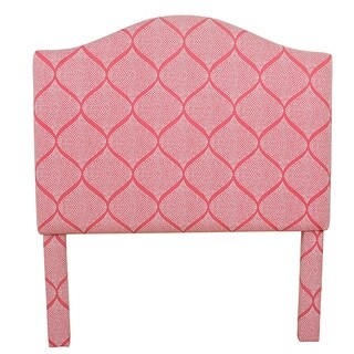 HomePop Twin Kids Headboard - Strawberry