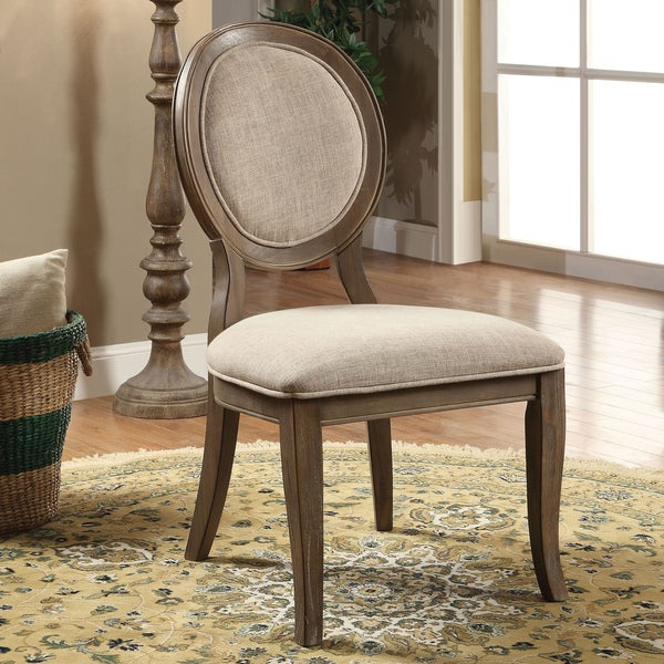 The Gray Barn Louland Falls Traditional Dining Chairs Set Of 2
