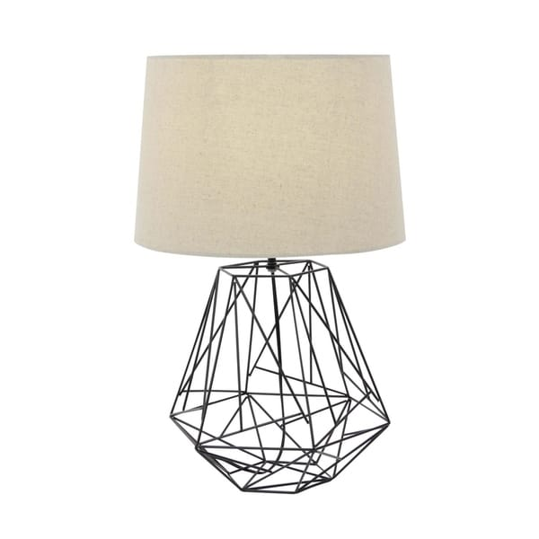 Studio 350 metal black wire table lamp 25 inches high free studio 350 metal black wire table lamp 25 inches high keyboard keysfo Image collections