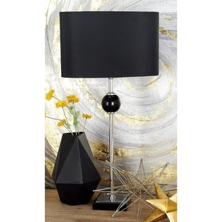 Studio 350 Set of 2, Metal Table Lamp 27 inches high