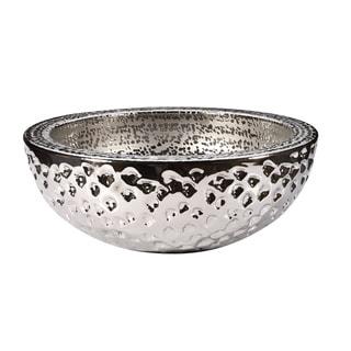 """Link to Santa Fe Ceramic Art Skye Bathroom Vessel Vanity Sink - 16-1/2"""" O.D.  X 6"""" D. Similar Items in Sinks"""