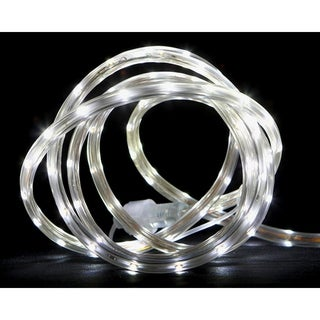 30' Pure White LED Indoor/Outdoor Christmas Linear Tape Lighting