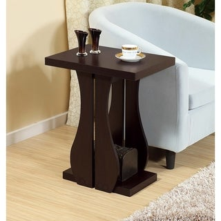 SINTECHNO S-ID14925 Artistic Vase Inspired End Table
