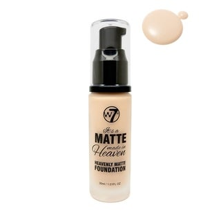 W7 It's A Matte Made In Heaven Foundation Buff 1.05oz / 30ml
