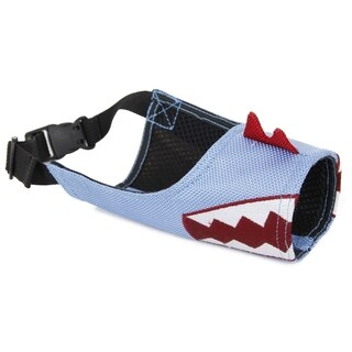 Pet Life Fumigation Adjustable Designer Dog Muzzle (More options available)