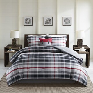 Woolrich Black Forest Year Round Cotton Oversized Comforter Set
