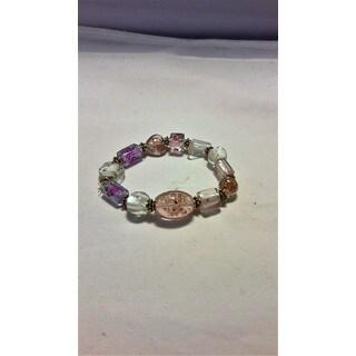 Fran & Oli Glass Beaded Bracelet (USA)