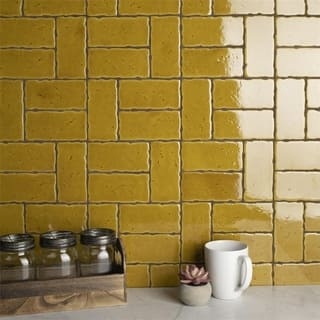 Yellow, Ceramic Tile For Less   Overstock