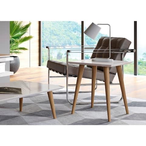 "Manhattan Comfort Utopia 19.68"" High Square End Table"