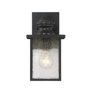"Newberry 11""H Wall Lantern English Bronze"