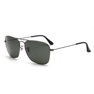 Ray-Ban Caravan Grey Sunglasses RB3136 004 58-15