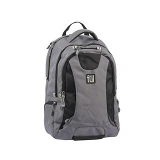 FUL Navigator Padded 15-Inch Laptop Backpack