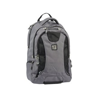 Ful Navigator Padded 15-Inch Laptop Backpack