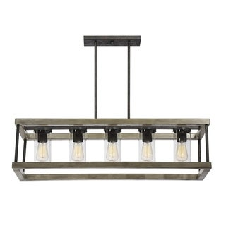 Savoy House Eden Weathervane Fininsh Metal 5-light Outdoor Chandelier