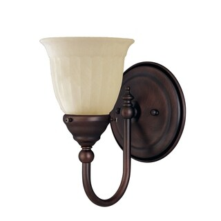 Brunswick Bath 1 Light Sconce English Bronze