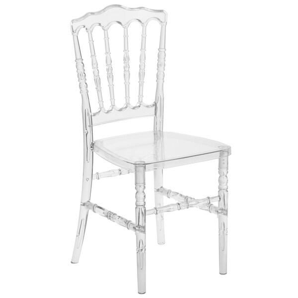 Flash Elegance Napoleon Stacking Chair