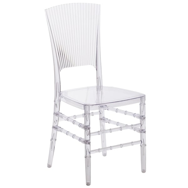 Flash Elegance Stacking Chair